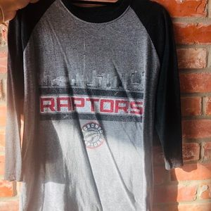 BOGO Free! NBA Raptors shirt